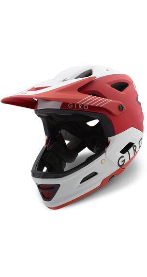 Giro Switchblade MIPS helm rood/wit